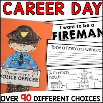 Career Day Craftivity