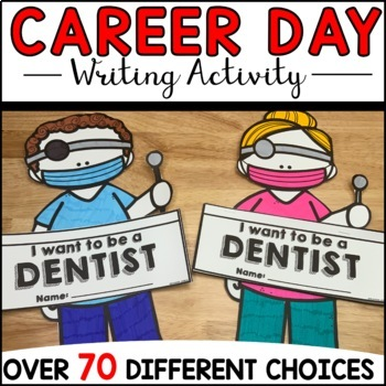 Career Day Activity | Community helpers