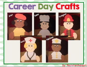 Career Day/ Community Helpers Crafts