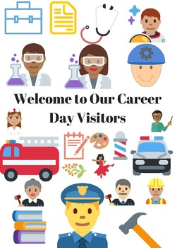 Career Day Display Posters