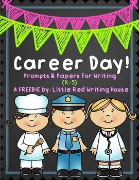 Career Day {FREEBIE}