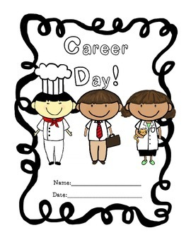 Career Day Packet for Elementary Students