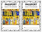 Career Day Passport Booklet