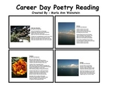 Career Day Poetry Reading