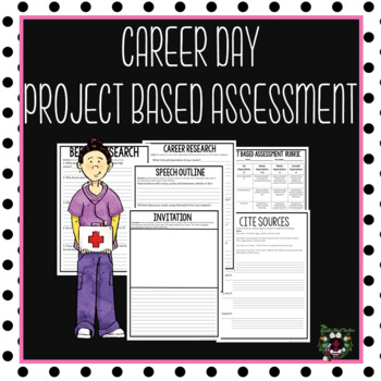 Project Based Learning |Career Day