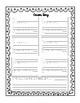 **FREEBIE**  Career Day Questionnaire Worksheet