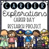 Career Day Research Project, Career Explorations, Community Helpers