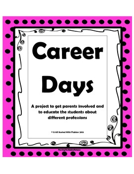 Career Days in the Classroom