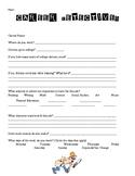 Career Detectives - Career Research Worksheet