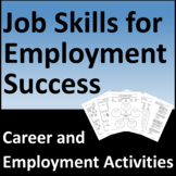 Job Skills for Employment Success Activities