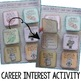 Career Exploration Unit with Interactive Notebook for Career Education