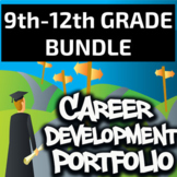 Career Development Portfolio Grades 9-12