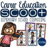Career Education/Community Helper Scoot Activity - Elementary School Counseling