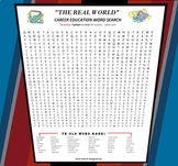 Career Education Word Search