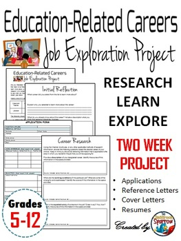 Career Exploration Project: Education-Related Jobs