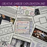 Career Exploration: 10 Creative Unit Activities (Digital and PDF)