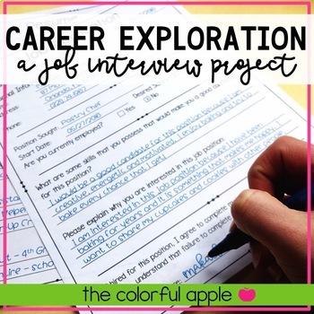 Career Exploration: A Job Interview Project