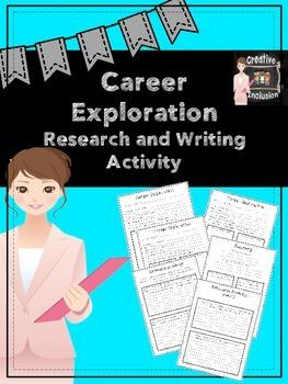 Career Exploration Activity