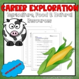Career Exploration - Agriculture, Food & Natural Resources