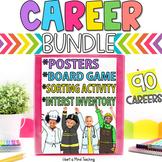 Career Exploration BUNDLE for Google Classroom Distance Learning