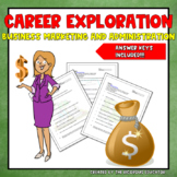 Career Exploration- Business Management and Administration