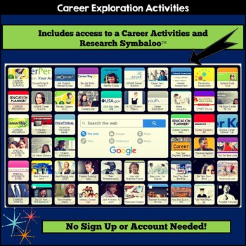 Career Exploration:  Career Readiness Activities and Research