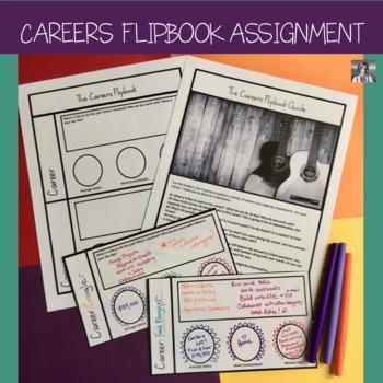 Career Exploration: Careers Flipbook