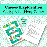 Career Exploration Chutes and Ladders Game