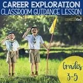 Career Exploration Classroom Guidance Lesson for Elementar