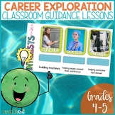 Career Exploration: School Counseling Career Classroom Guidance Lesson