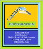 Careers Exploration, Jobs, Vocational, Reading,  Exploring Careers