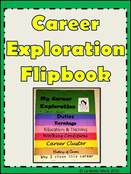 Career Exploration Flipbook