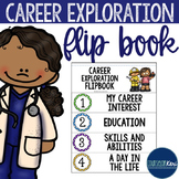 Career Exploration Flipbook - Career Development - School Counseling