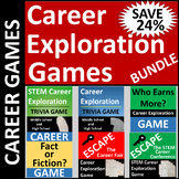 Career Exploration Games