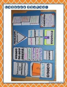 Career Exploration | Lapbook | Career Day Activity
