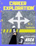 Career Exploration Lesson (K-2)