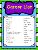 Career Exploration Pack- Differentiated Instruction