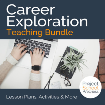 Career Exploration Packet (Career Lesson Plans, Career Day