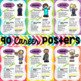 Career Exploration Poster Set; Career Education Community helpers