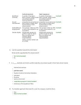 Career Exploration Practice Test (133 Questions)