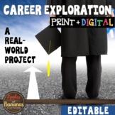Career Exploration - Real World Life Skills