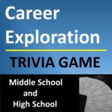 Career Exploration Trivia Game Fun Activity