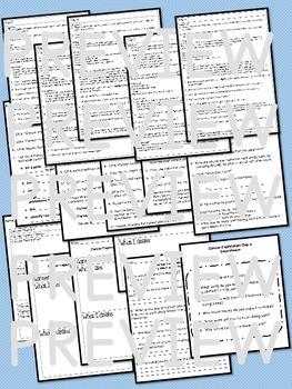 Career Exploration Webquest - Middle School