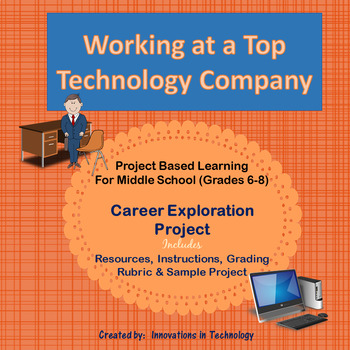 Career Exploration:  Working for a Top Technology Company