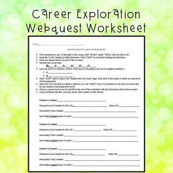 Free 6th Grade Webquests Teachers Pay Teachers