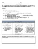 Career Exploration Worksheet and Website
