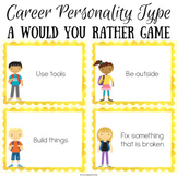 Career Exploration: Would You Rather Game