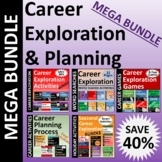 Career Exploration and Planning MEGABUNDLE - Save 33%