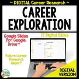 Career Exploration and Research Activities for Google Driv