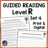 Career Exploration for Elementary: Reading Passages and Questions {Set Four}